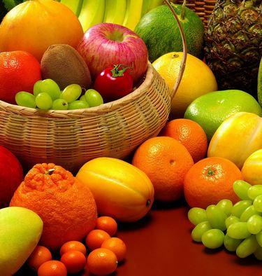 Owoce jako pokarm