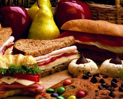 Wybór pożywienia