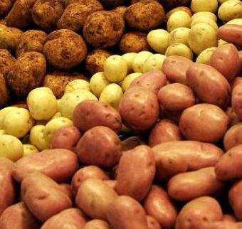 Ziemniaki i jarzyny